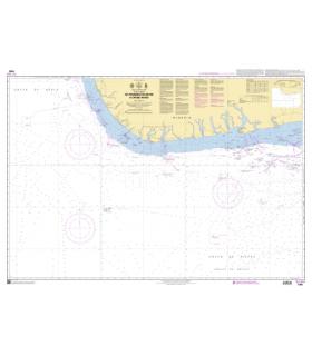 7789 - de Pennington River à Opodo River - Carte marine Shom