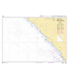 7788 - de Cotonou à Pennington River - Carte marine Shom
