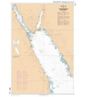 7803 - De Suez (As Suways) à Berenice (Barnis) - Carte marine Shom