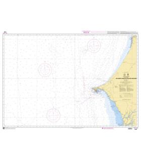 7388 - de Saint Louis au fleuve saloum - Carte marine Shom papier