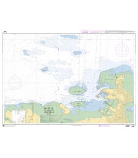 7546 - Port de Djibouti - Carte marine Shom