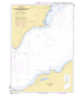 7659 - De Cabo De La Nao Au Port De Sagunto - Isla De Ibiza Et Isla De Formentera
