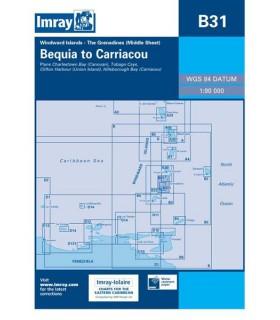 B31 Bequia to Carriacou