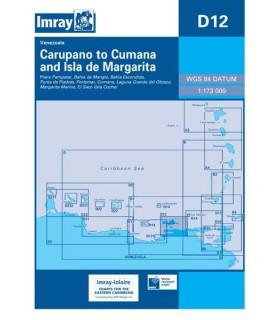 D12 Carupano to Cumana and Margarita