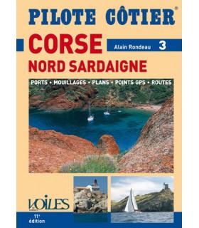 Pilote Côtier n°3 Corse Sardaigne