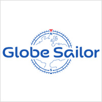 logo globe sailor