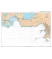 6767 - De Fos-sur-Mer à Marseille - Carte numérique