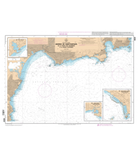 6838 - Abords de Saint-Raphaël - De la Pointe des Issambres à la Pointe d'Anthéor