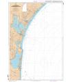 6844 - De Port-Barcarès à l'embouchure de l'Aude - carte numérique