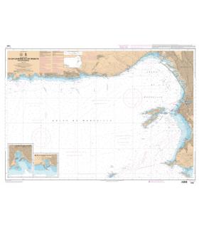 7392 - Du Cap Couronne au Cap Croisette - Golfe de Marseille
