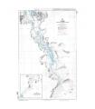 4233 - La Rance - De Saint-Malo à l'écluse du Châtelier - Carte marine Shom numérique