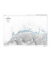 5609 - De la Pointe du Heu à la Pointe de Barfleur - Carte marine Shom numérique