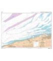 6651 - De Calais à Dunkerque - Carte marine Shom numérique