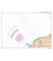6680 - De l'île d'Ouessant à l'île de Batz - Carte marine Shom numérique