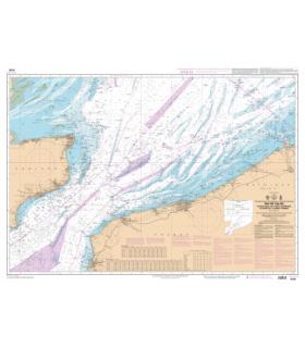 6735 - Pas de Calais - De Boulogne-sur-Mer à Zeebrugge - Estuaire de la Tamise (Thames)