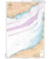 6824 - Du Cap d'Antifer au Cap Gris-Nez - De Newhaven à Dover - Carte numérique