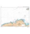 6930 - Des Roches de Portsall au Plateau des Roches Douvres - Carte marine numérique