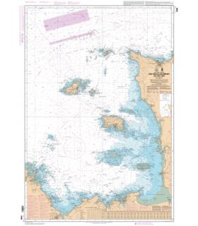 6966 - Des Héaux-de-Bréhat au Cap Lévi - Carte marine numérique