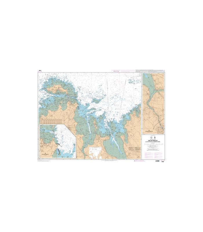 7095 - Baie de Morlaix - De l'île de Batz à la Pointe de Primel