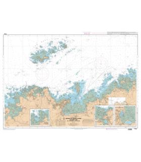 7125 - Abords de Perros-Guirec - Les Sept Iles - De l'Ile Grande à l'Ile Balanec