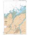 7126 - De l'Île Balanec aux Héaux-de-Bréhat - Cours du Jaudy - Carte marine numérique