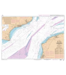 7323 - Pas de Calais - De Boulogne-sur-Mer à Calais et de Dungeness à Dover