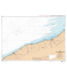7417 - Abords de Fécamp et de Dieppe - Du Cap d'Antifer à Dieppe
