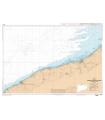 7417 - Abords de Fécamp et de Dieppe - Du Cap d'Antifer à Dieppe - Carte numerique