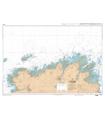7152 - De l'Ile Grande à l'Ile de Bréhat - Carte marine Numérique