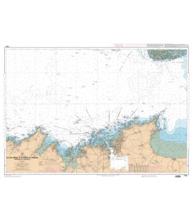 7155 - Du Cap Fréhel à la Pointe du Grouin - Approches de Saint-Malo