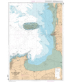 7156 - De la Pointe du Grouin à la Pointe d'Agon - Baie du Mont-Saint-Michel - Iles Chausey - Carte numérique