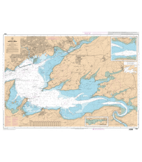 7400 - Rade de Brest - Carte marine numérique