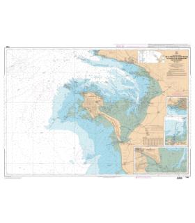 7394 -  De la Pointe de Saint-Gildas au Goulet de Fromentine - Baie de Bourgneuf - Carte marine numérique