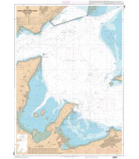7398 - Rade de Brest (partie Ouest) - Baie de Roscanvel - Anse du Fret