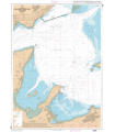 7398 - Rade de Brest (partie Ouest) - Baie de Roscanvel - Anse du Fret - Carte numérique