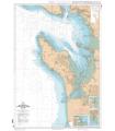 7405 - De La Rochelle à la Pointe de La Coubre - Ile d'Oléron - Carte marine numérique