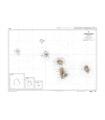 6033 - Archipel de la Société - Iles Sous-le-Vent - Carte marine Shom numérique