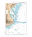 6418 - Ile Mangareva - Rade de Rikitea - Carte marine Shom numérique