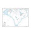 6462 - Iles Gambier, partie Sud - Carte marine Shom numérique
