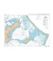 6464 - Iles Mangareva, Rikitea, Totegegie - Carte marine Shom numérique