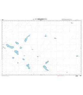 6690 - Iles Tuamotu (partie centrale) de Makemo à Tatakoto