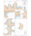 7354 - Fatu - Hiva, Baies de Hiva - Oa et de Tahuata - Carte numérique