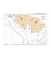 6281 - Partie Sud de Tahaa - Carte marine Shom numérique