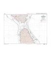 6282 - Passes entre les îles Raiatea et Tahaa - Carte marine Shom numérique