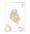 6434 - Huahine - Carte marine Shom numérique