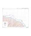 6605 - De la Pointe Vénus à Mahaena - Carte marine Shom numérique