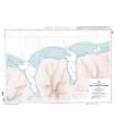 6657 - Baies de Cook et d'Opunohu - Carte marine Shom numérique