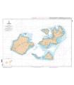 7101 - Les Saintes - Carte marine numérique