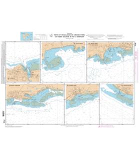 7102 - Ports et mouillages de Grande-Terre, de Marie-Galante et de la Désirade