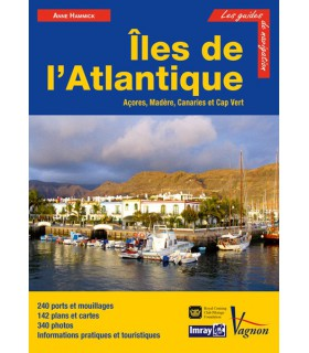 Guide Imray - Iles de l'Atlantique
